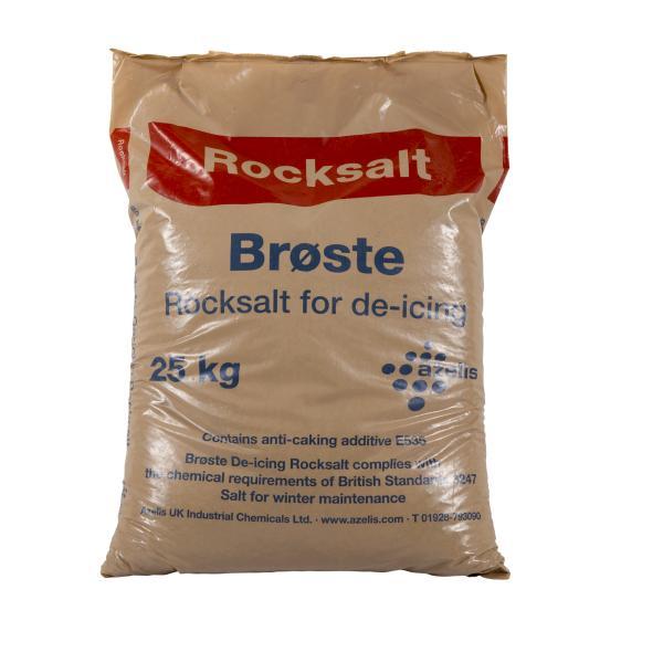 Rock Salt - Essex Salt