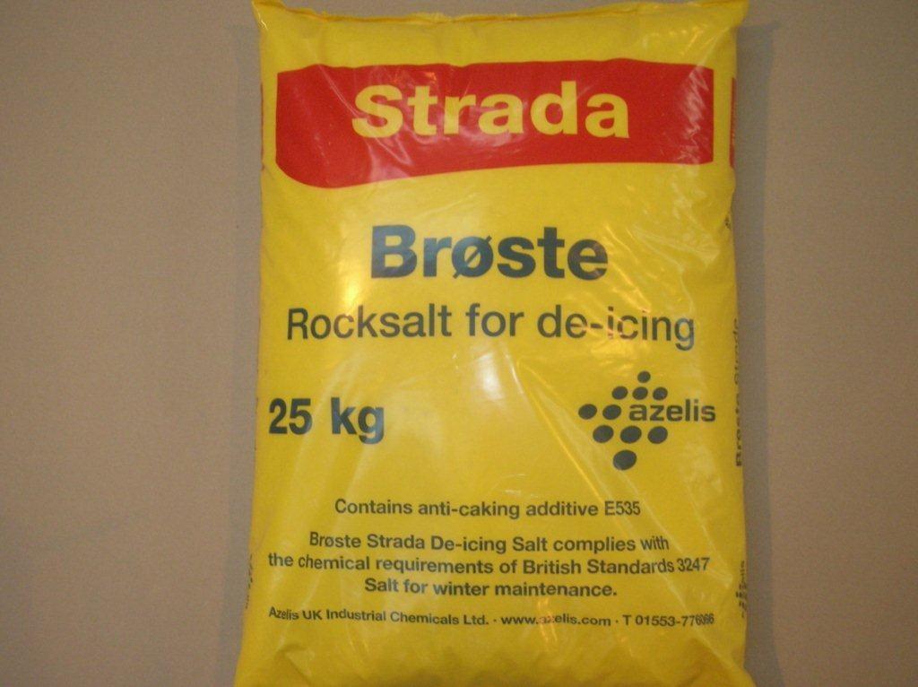 White Rock Salt Strada 25 kg