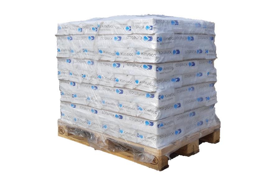 Kinetico Block Salt Pallet Delivery