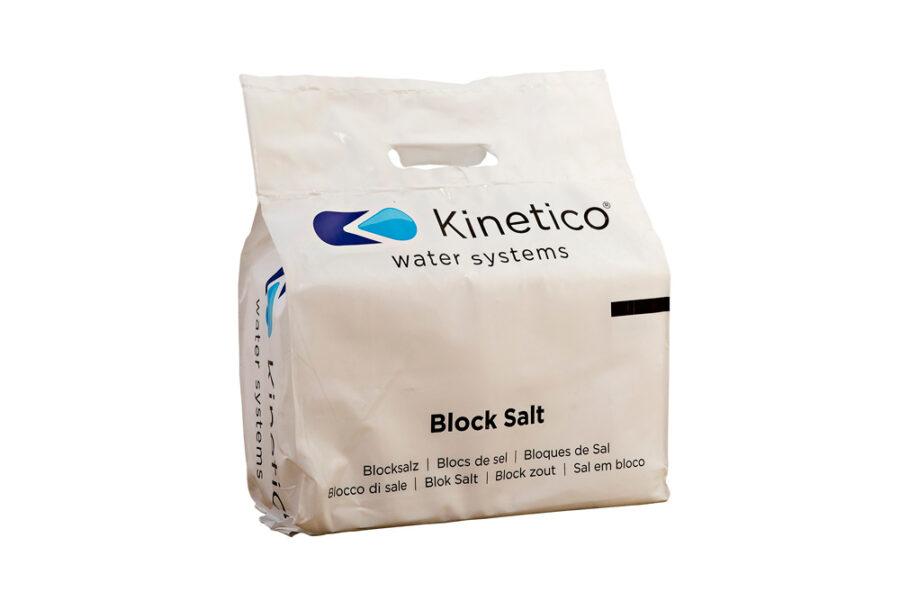 Block Salt 8 KG Bags