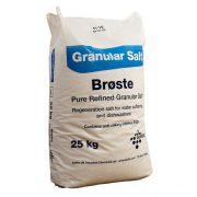 Granular Salt 25 KG Bags