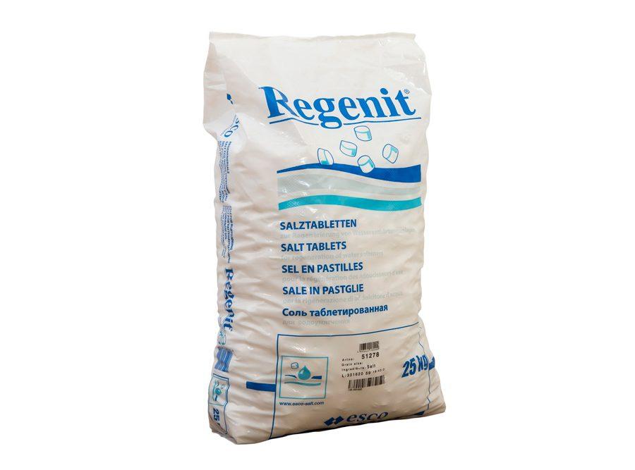 Tablet Salt 25 KG Bags